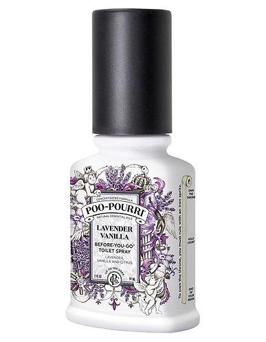 Poo Pourri Lavender Vanilla 2 oz