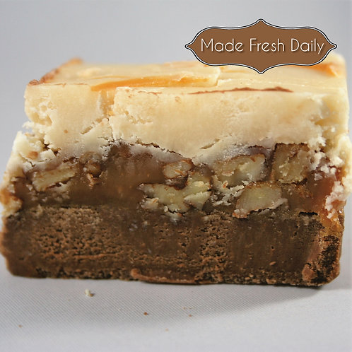 Chewy Praline Fudge