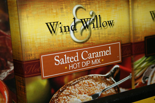 Salted Caramel Hot Dip Mix