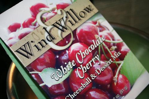 White Chocolate Cherry Cheeseball & Dessert Mix