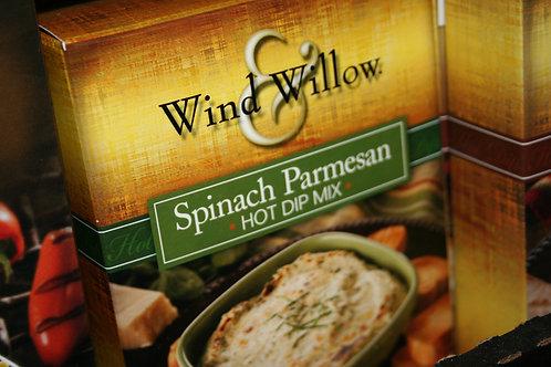 Spinach Parmesan Hot Dip Mix