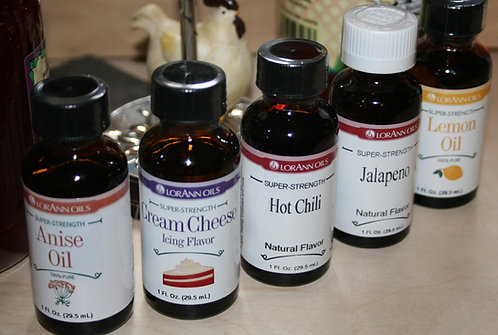 Candy Flavoring Oils  1 ounce