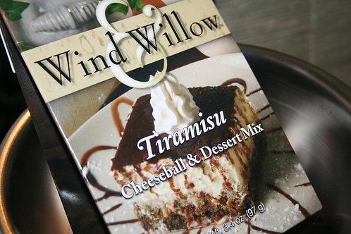 Tiramisu Cheeseball & Dessert Mix