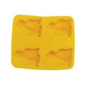 Flexible Candy Mold - Doves