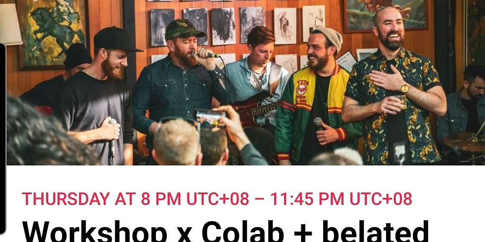 Workshop X Colab