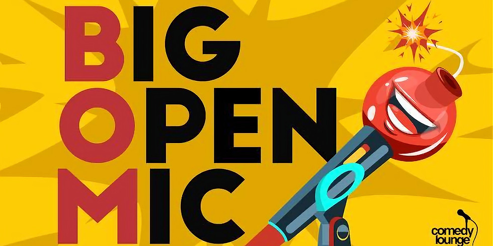 MC Open Mic April 28th