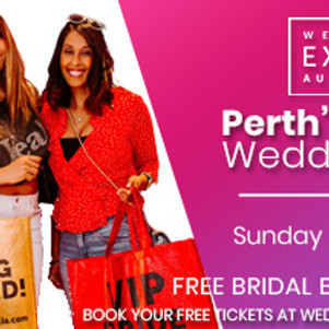 Perth Wedding Expo (Exhibitor as Celebrant) May 16th