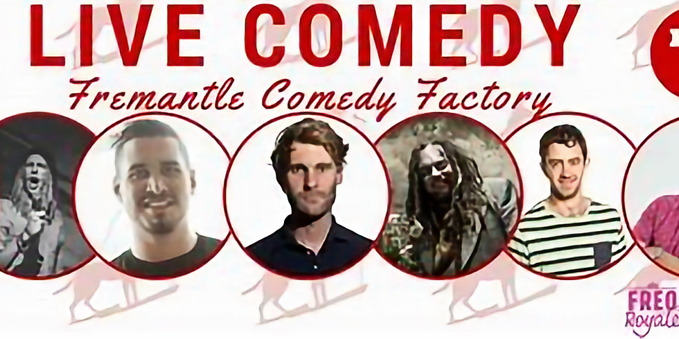 MC Fremantle Comedy Factory