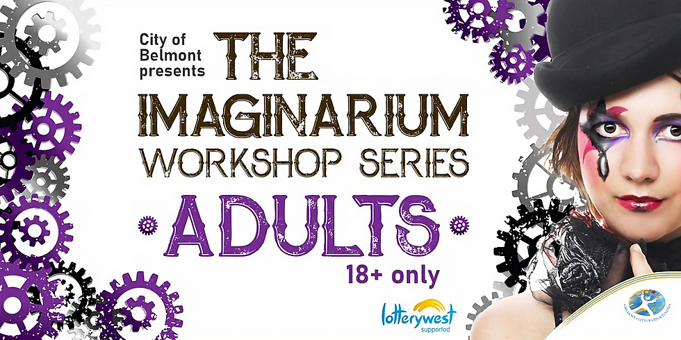 Free Comedy Workshops -Adults