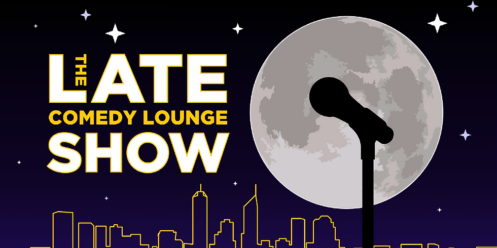 Late show at The Comedy Lounge