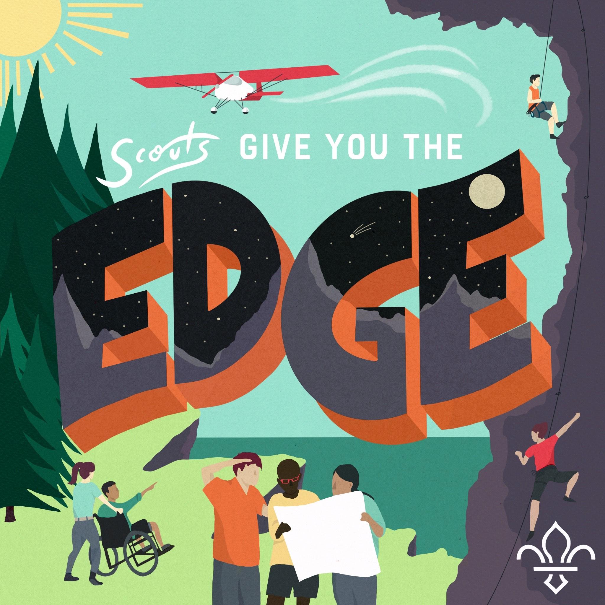 Scouts social media campaign