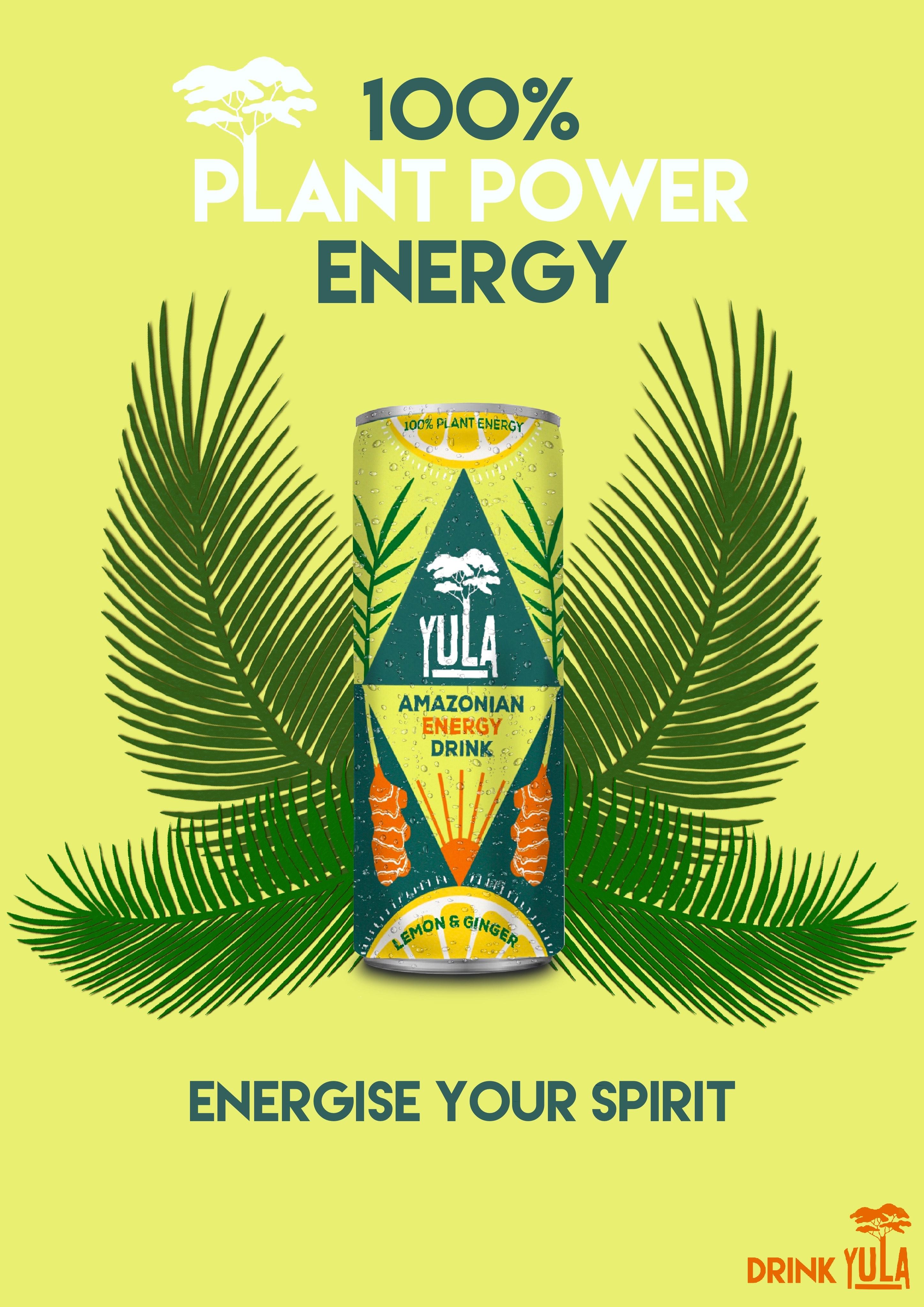 Yula Energy Poster