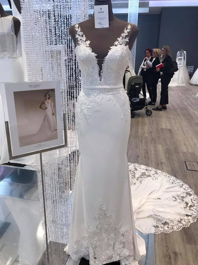 Amazing New 2019 Wedding Dress from Studio St Patrick