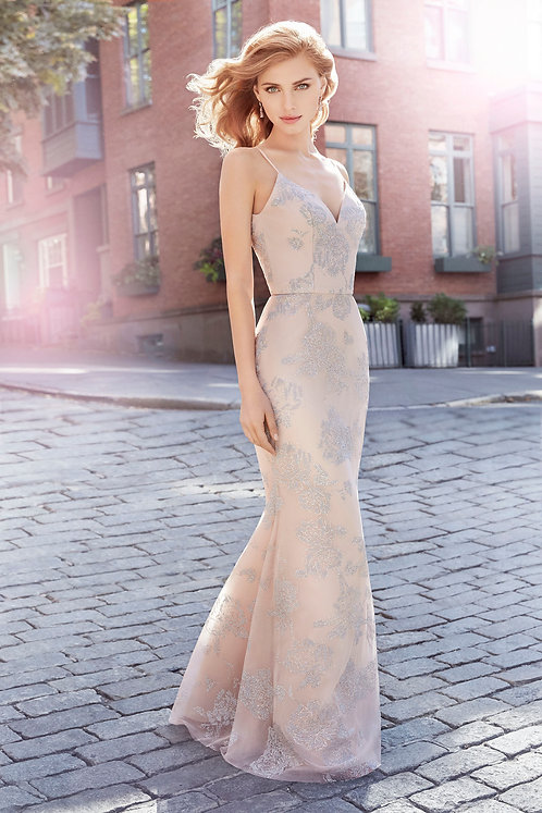 bridesmaid style 5717 by hayley paige occasions at zadika bridal