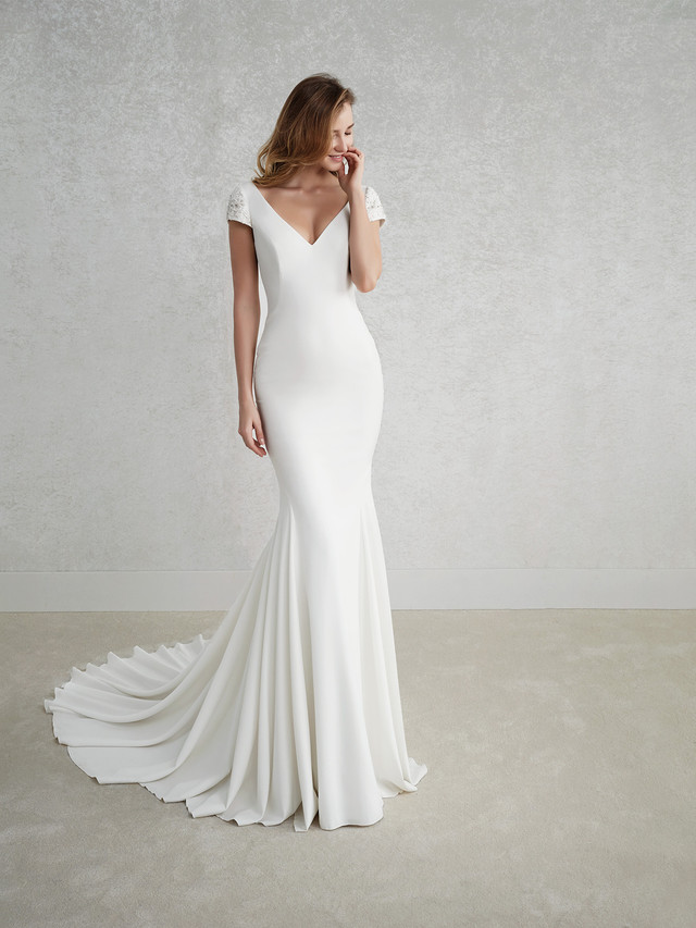 Fez Our Wedding Dress of the Week