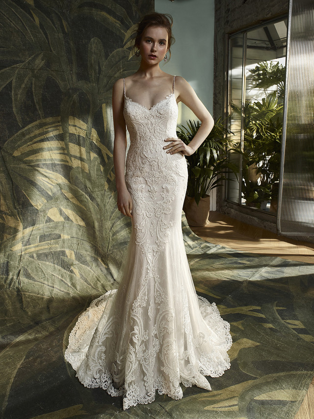 Kamryn, Our New Wedding Dress!