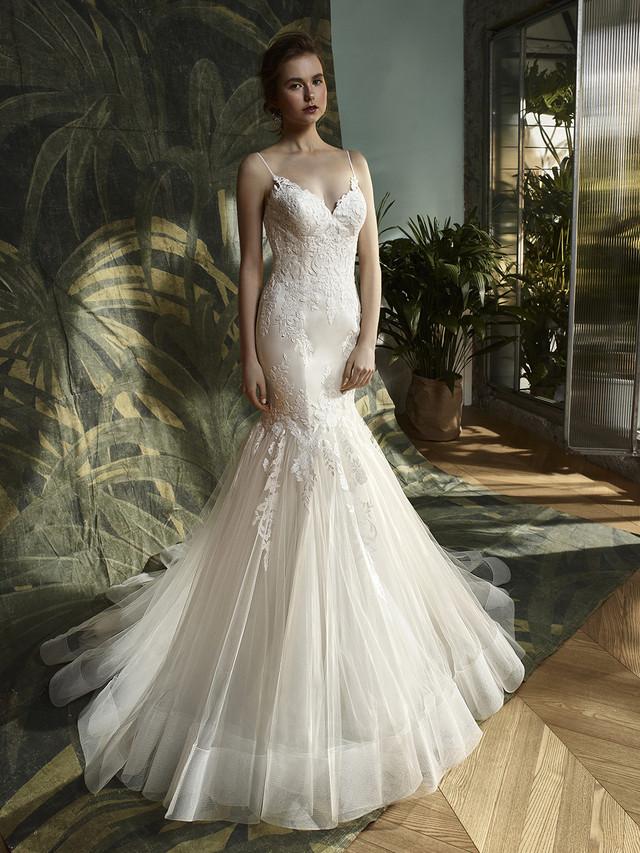 Katniss, Our New Wedding Dress!