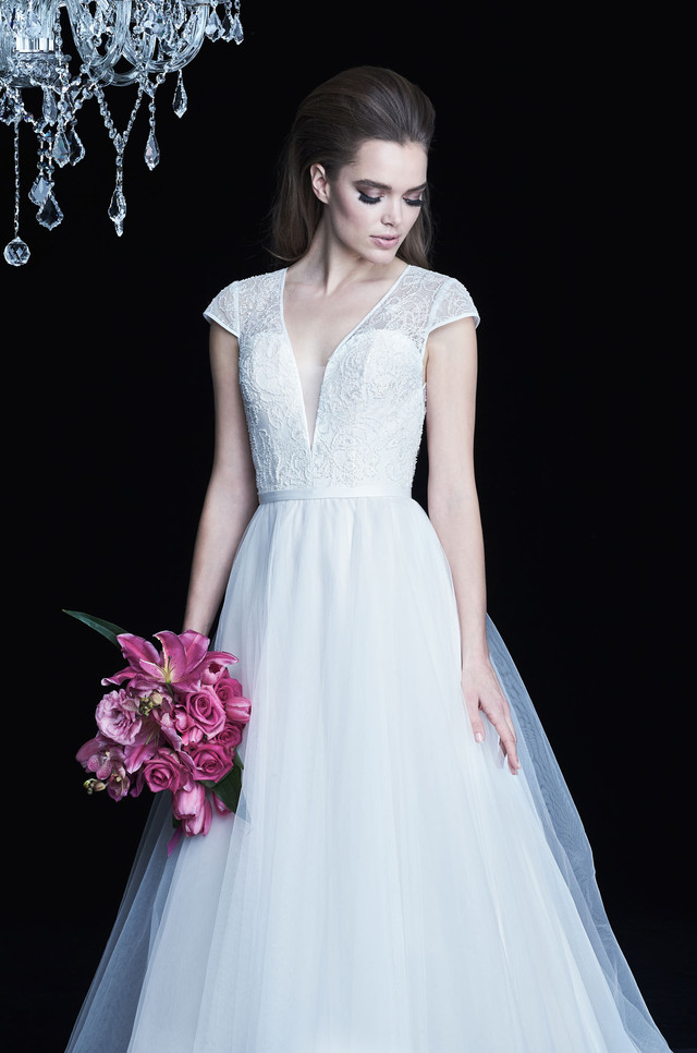 Our New Arrival Is A Beautiful Ballgown