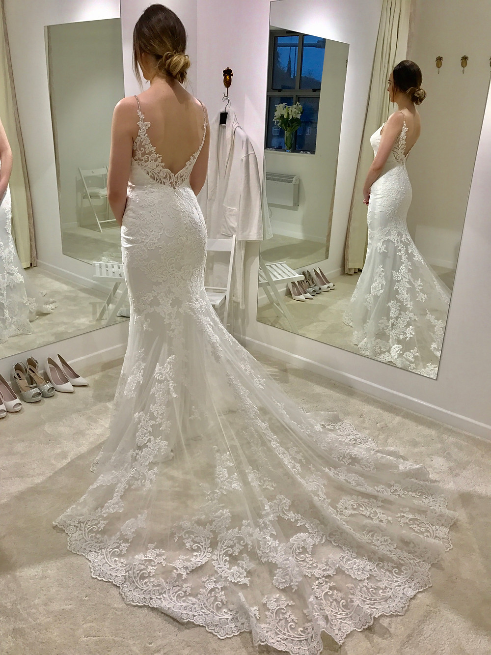 Journey dress at zadika bridal