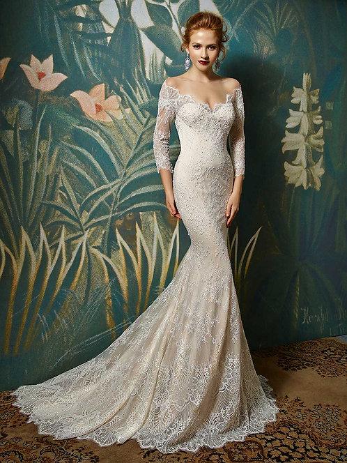 front jadorie wedding dress enzoani at zadika bridal