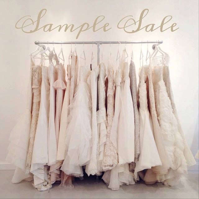 10 Tips For Shopping A Bridal Sample Sale
