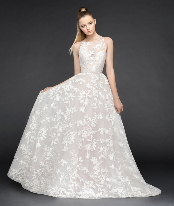 Beautiful New Wedding Dress from Blush by Hayley Paige
