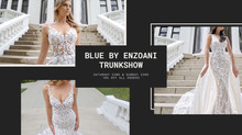 Blue by Enzoani Trunkshow