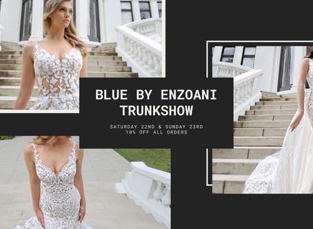 Blue by Enzoani Trunkshow