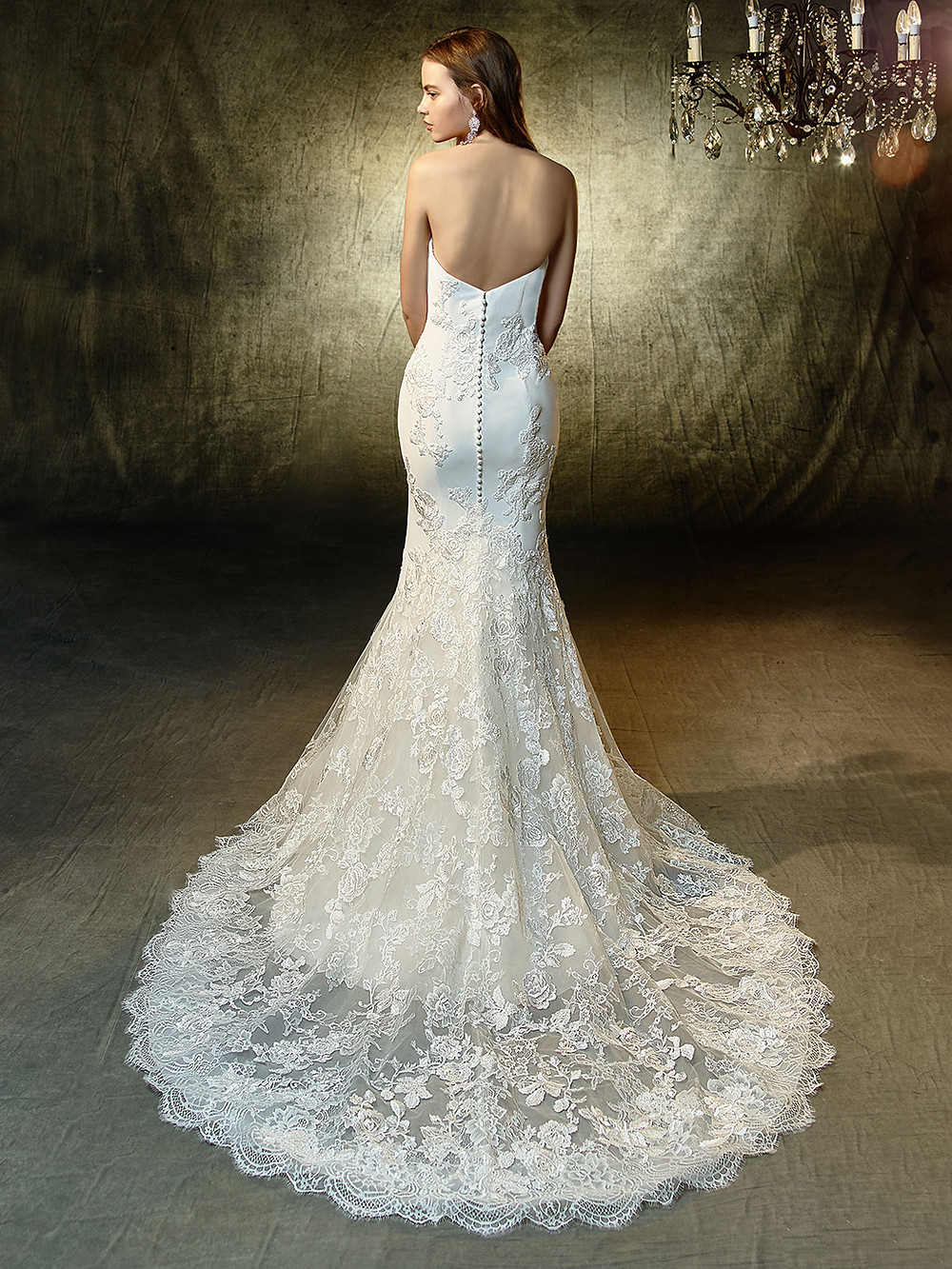 Laura wedding dress from Blue by Enzoani 2019