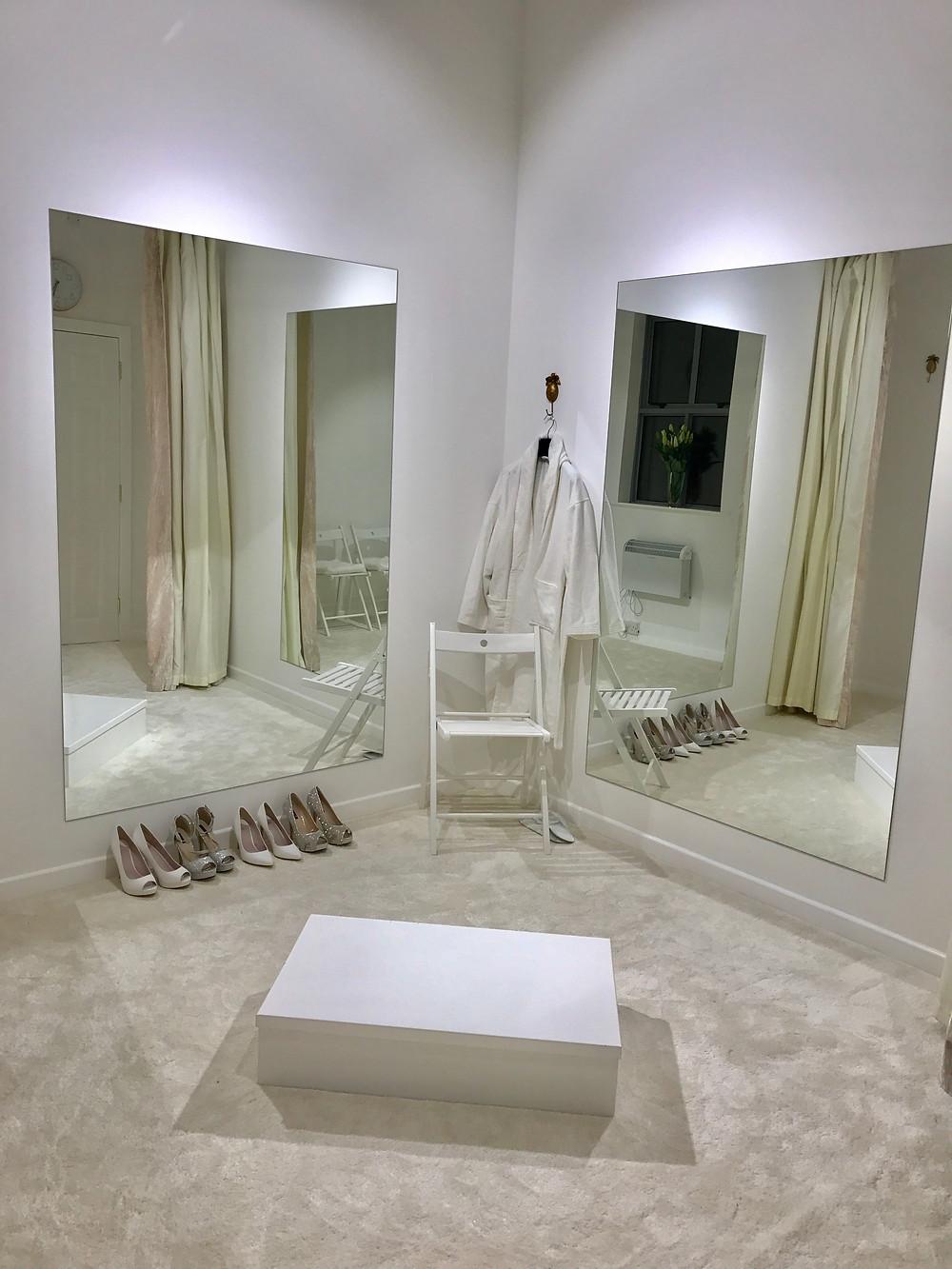 Zadika Bridal Changing Room
