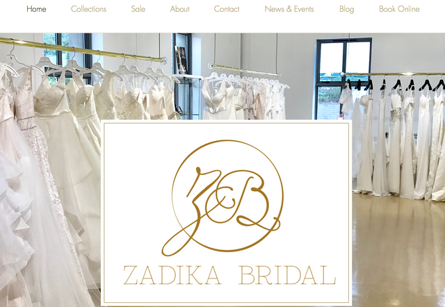 Welcome to Zadika Bridal