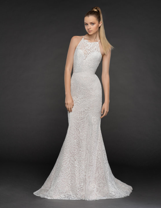 Our Divine Wedding Dress fro Blush by Hayley Paige is in!