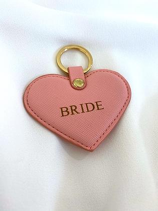 Bride Keyring