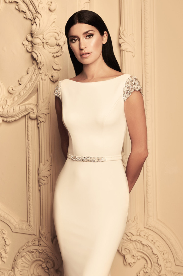 Timeless Glamour, Our New Dress from Paloma Blanca