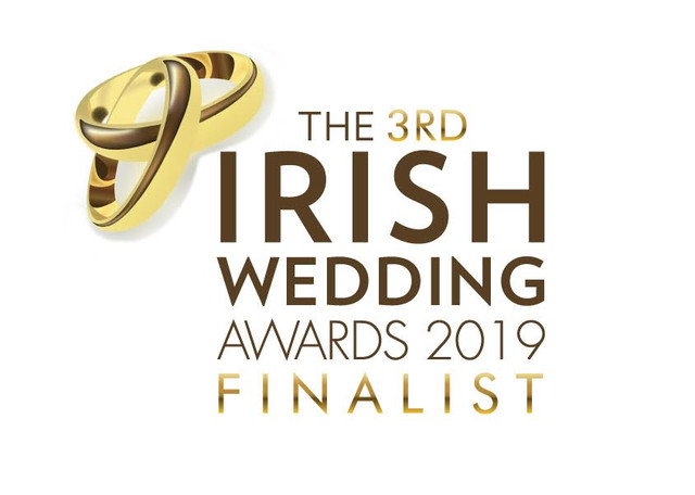 We Are Finalists in the Irish Wedding Awards! Thank you Everyone!