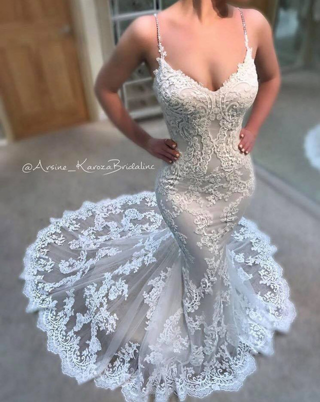 Journey Our Wedding Dress of the Week