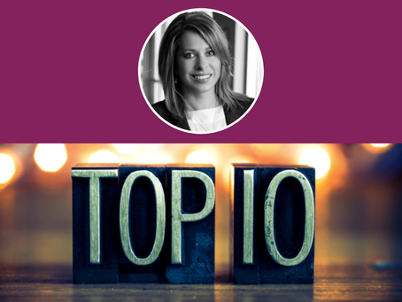 Top 10 - Observations That Should be on the Minds of All Multifamily Marketers