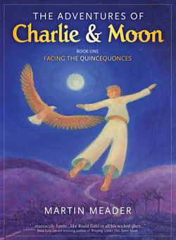 Charlie & Moon book cover