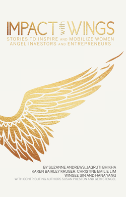 Impact With Wings book cover