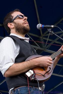 Adam Michael Rothberg - mandolin