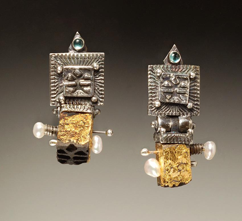 Typokinetic Earrings
