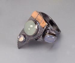 Aquamarine Ring- Collected