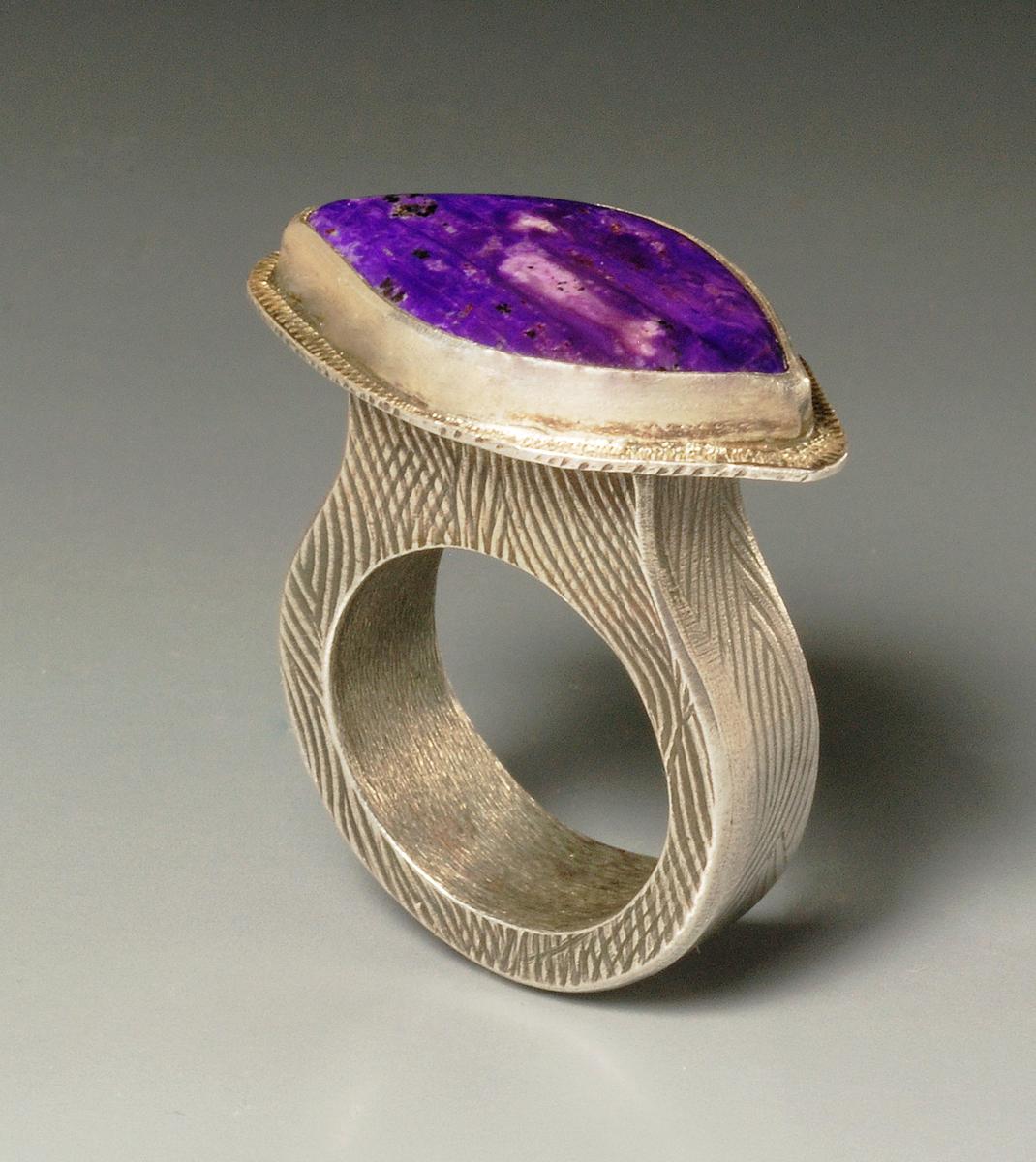 Sugilite Secret Ring
