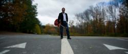 Adam Michael Rothberg - red guitar