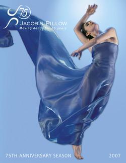 Jacob's Pillow 75th Anniv. cover
