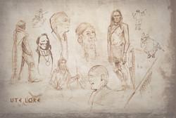 Ute Tribe studies