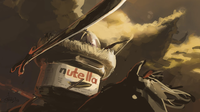 Nutella the Hun