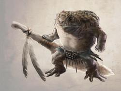 Ute Legend Toad