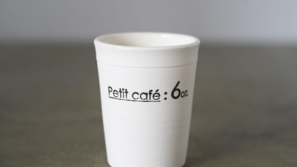 """""""gobelet"""" à café en céramique"""