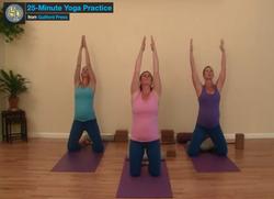 25-Minute Yoga Practice